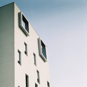 Galerie d'art - architecture - bordeaux - photographie argentique - tirage d'art