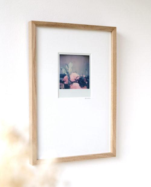 SX70 Polaroïd art print - Polaroïd de collection