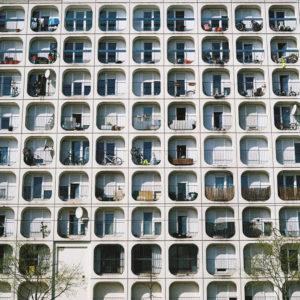 Galerie d'art - Photographie argentique Bordeaux - architecture