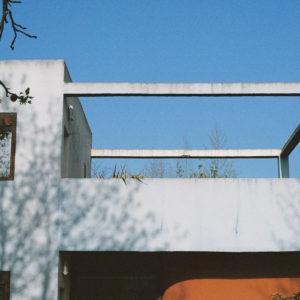Galerie d'art - La cité frugès Pessac Bordeaux Le Corbusier